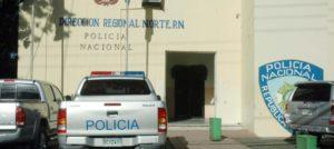FACHADA POLICIA NACIONAL PUERTO PLATA