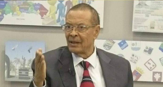Resultado de imagen para Muere el exrector de la UASD Miguel Rosado